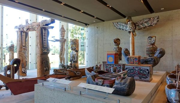 How museums today reflect an ethnological shift away from societal hierarchy