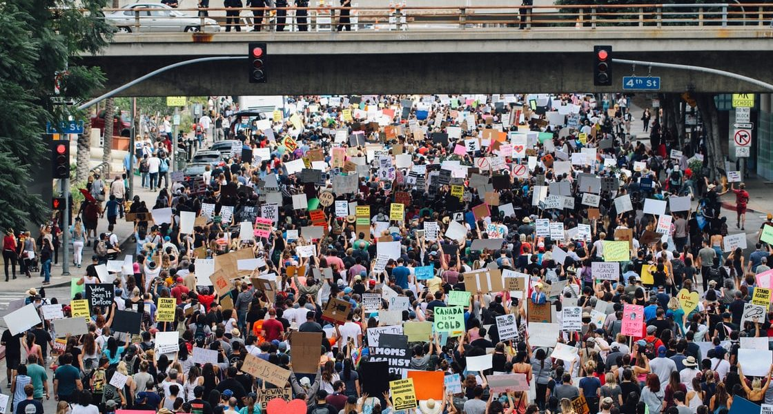 How COVID-19 is affecting the BLM movement: An intersection of public health and racial justice